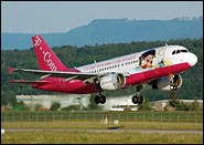 Airbus A319 Germanwings T Com