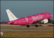 Airbus A319 Germanwings T Mobile