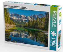 Puzzle Eibsee