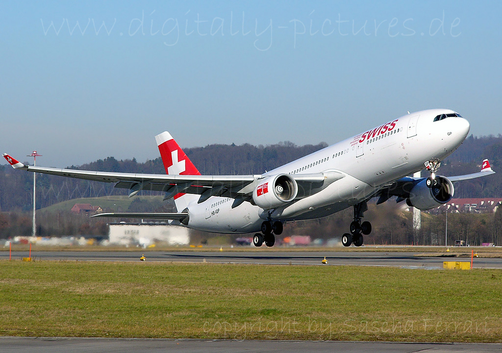 Airbus A330 Swiss